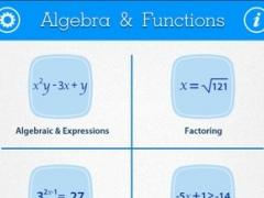 SAT Math : Algebra & Functions Lite 1.3 Screenshot