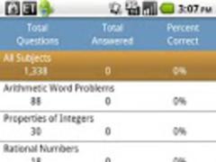SAT Prep: Math TestBank 1.0.5 Screenshot