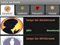 Satya Sai Radio 1.0.2 Screenshot