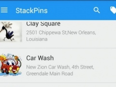 Save places - StackPins 1.9 Screenshot