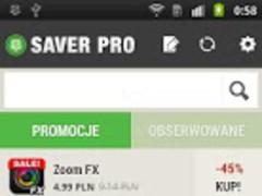 SAVER PRO 1.0.2 Screenshot