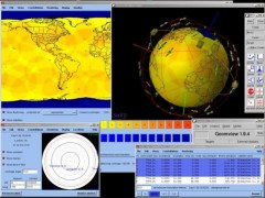 SaVi satellite constellation visualizer 1.4.4 Screenshot