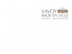Savoy Zurich for iPad 2.0.0 Screenshot