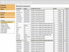 SB EventLog Monitor 1.05 Screenshot