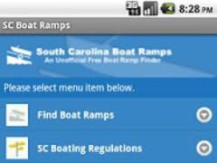 SC Boat Ramps 1.0 Screenshot