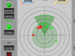 SCADE Fighter Mission Computer 1.0 Screenshot