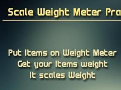 Scale Weight Meter Prank 1.0 Screenshot