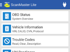 ScanMaster for ELM327 OBD-2 ScanTool 4 5 Free Download