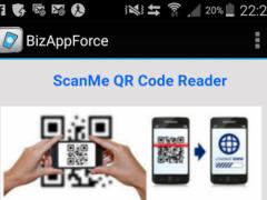 ScanMe QR Code Reader 1.0 Screenshot