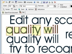 Scanned Text Editor 1 0 Free Download