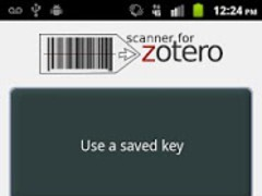 Scanner For Zotero 1.0.2 Screenshot