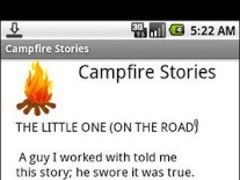 Scary Campfire Stories  Screenshot