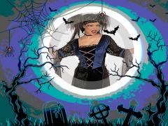 Scary Halloween Photo Frames 10.0 Screenshot