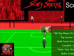 Scary Soccer Free 1.2 Screenshot