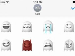 Scary Sticker Pack! 1.0 Screenshot