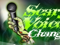 Scary Voice Changer with Effects – Audio Recorder and Horror Sound Modifier as Ringtone Maker 1.0 Screenshot