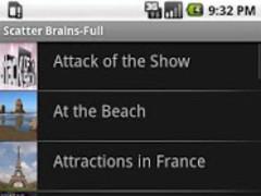 Scatter Brains 2.5 Screenshot