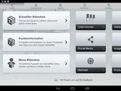 Schaeffler InfoPoint 3 Screenshot