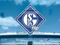 Schalke 04 Flip - official game 1.0.4 Screenshot