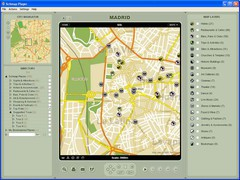 Schmap Europe for Mac 2.0 Screenshot