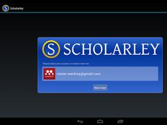 Scholarley (Beta) 0.9.9.19 Screenshot