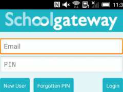 School Gateway 2.5.38 Screenshot