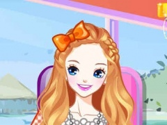 School Prom Queen – Sweet Princess Doll Dress up Diary, Girls Funny Free Games 1.0 Screenshot