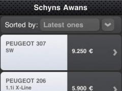 Schyns Awans 1.0 Screenshot