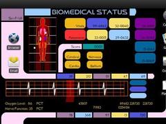 Sci Fi UI Live Wallpaper Lite 14 Screenshot