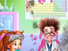 Science Girl - School Lab Super Star 1.0 Screenshot