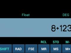 Scientific Calculator Apk 1.0 Screenshot