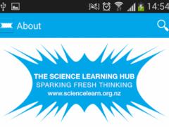 Science Learning Hub 2.0 Screenshot