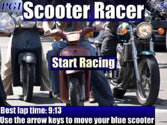 Scooter Racer 1.000 Screenshot
