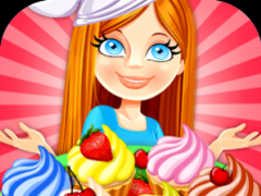 Scooty Girl! Cupcakes Shop 1.2 Screenshot