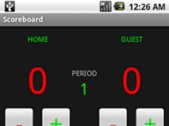 Scoreboard with Timer 0.0.4 Screenshot