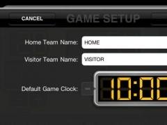 ScoreKeeper - LITE 1.0 Screenshot
