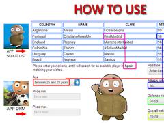 Scout List OFM 1.0 Screenshot