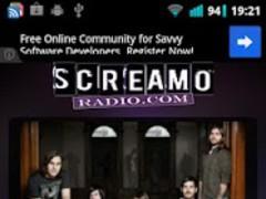 ScreamoRadio.com FREE 1.9 Screenshot
