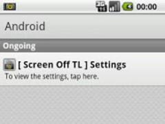 Screen Off TL 1.1.2 Screenshot
