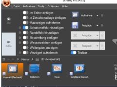 Screeny 4.0.4 Screenshot