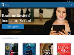 Review Screenshot - EBook Reader – Quench Your Thirst for Reading