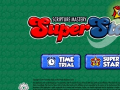 Scripture Mastery SUPERSTAR! 1.1.1 Screenshot