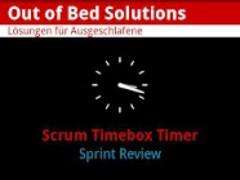 Scrum Timebox Timer 1.0 Screenshot