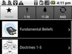 SDA Doctrines 1.1 Screenshot