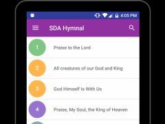 SDA Hymnal & Choruses 4 2 5 Free Download