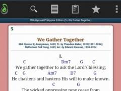 SDA Hymnal with Chords - Lite 2.5.0 Screenshot