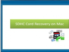 SDHC Card Recovery on Mac 1.0.0.25 Screenshot