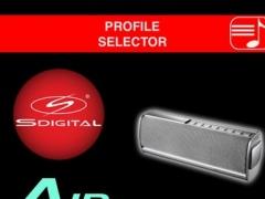 Sdigital Bongiovi Real Time HD Music Player 1.0.1 Screenshot