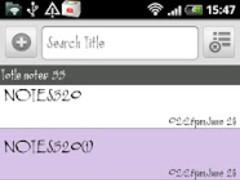 SE Notepad Pro 1.4.2.1 Screenshot
