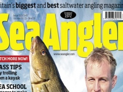 Sea Angler Magazine: Catch fish from shore & boat 6.0 Screenshot